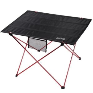 Ultralight Aluminum Frame Table