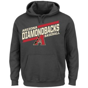 Great MLB Gift - MLB Men's Back The Field Hooded Sweater