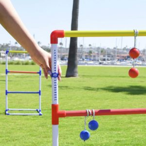 Ladder Toss Game for tailgate parties