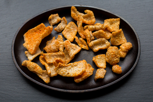 BBQ Spice Pork Rinds