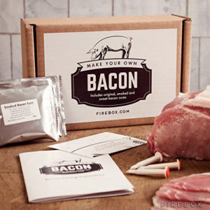 Best smokers for tailgate parties - bacon kit