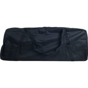 Bag for portable bar