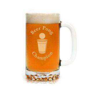 Beer Pong Champ trophy