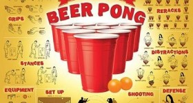 Tailgate Party Games: Beer Pong