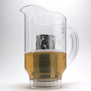 Beer-themed gift - the Ice Core Beer Pitcher