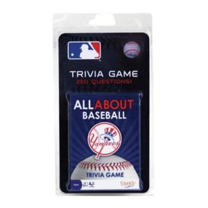 Best Baseball Trivia Game