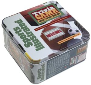 Best Sports Trivia Game - Cardinal Industries Sports Illustrated Trivia Tin