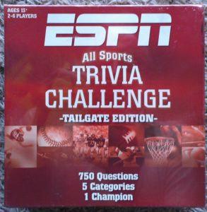 Best Sports Trivia Games - ESPN All Sports Challenge