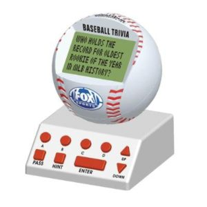 Best Sports Trivia Games - Fox Baseball