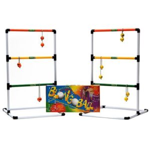 Blongo Ball Complete Ladder Toss Game Set