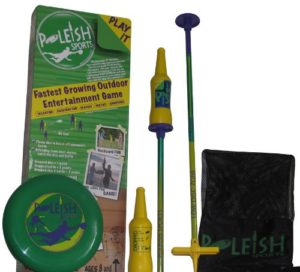 Poleish equipment for tailgate parties is essential and versatile