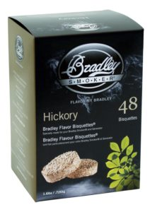 Bradley Bisquettes comein many flavors