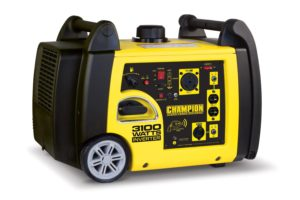 Champion Inverter Power Generator 3100 watts