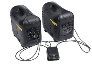 Best Portable Generators: Connected Powerhouse generators