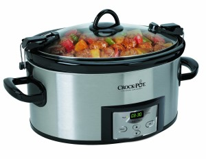 Crock Pot 6 quart Capacity Slow Cooker