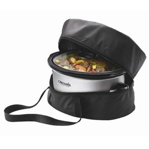 Crock-Pot slow cooker carry bag