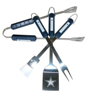 Dallas Cowboys NFL Themed Utensil set