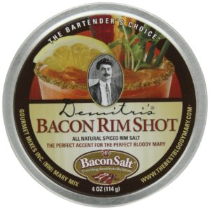Demitri's Bacon Rim Shot