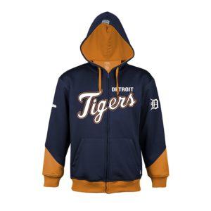 Detroit Tigers Hooded Jacket