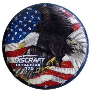 Best Frisbeer Gear - Discraft Ultimate 175 g disc