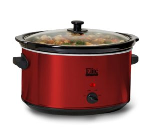 Elite Platinum 8.5 quart slow cooker