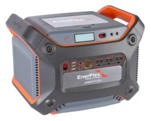 EnerPlex generator for tailgate parties