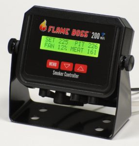 Flame Boss WiFi Controller