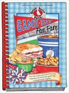 Game Day Fan Fare inspires tailgate party supplies