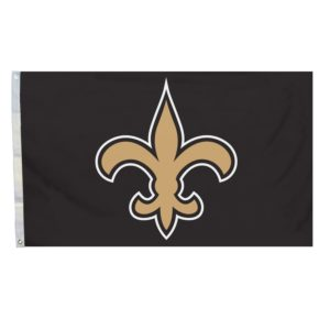 Tailgate party supplies - team flags