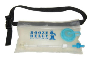Beer & Booze Accessories - Go Pong Booze Belly