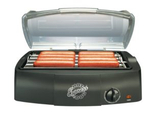 Hot Dog Express Countertop Hot Dog Cooker