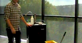 How To Clean A Kegerator – Video
