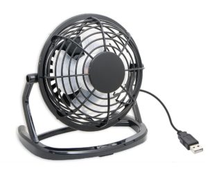 IO Crest USB Powered Desktop cooling fan