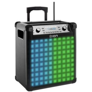 Ion Audio Block Rocker with Lights