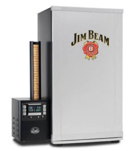 Jim Beam Bradley 4 rack digital Smoker