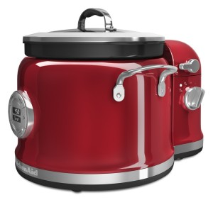 KitchenAid Slow Cooker With Stir Tower