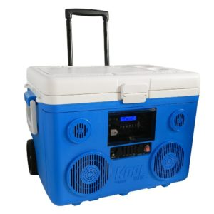 KoolMax Bluetooth Cooler Speaker Combo