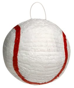 MLB Gift - a Piñata