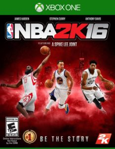 NBA 2K 16 - A SPike Lee Joint