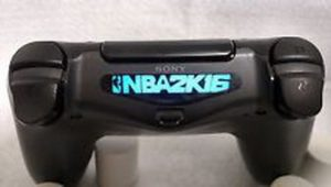 NBA 2K 16 controller sticker
