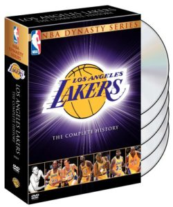 NBA Lakers History