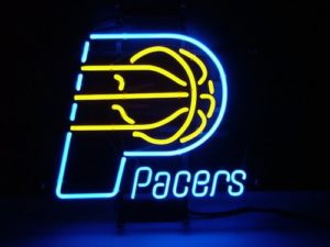 NBA Neon Light