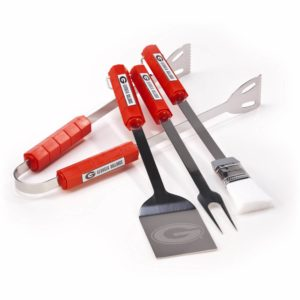 NCAA Accessories - 4 piece Barbecue Set