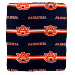 NCAA Accessories -College Line Logo Fleece Blanket