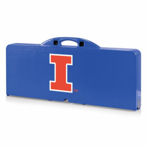 NCAA Accessories - compact folding table and benches