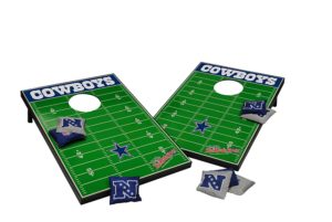 NFL Bean Bag Toss - Essential Tailgate Party Gear