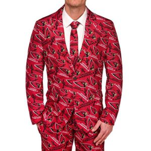 NFL Mens Repeat Logo Ugly Business Suit