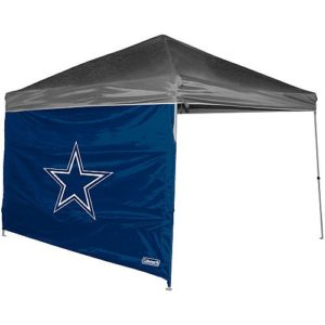 NFL Themed Canopy Wall - essential tailgate party gear