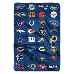 Tailgate party supplies - team themed blankets are handy