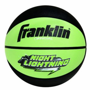 Night Lightning Basketball